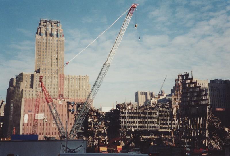 Ground Zero: One Week Later 1