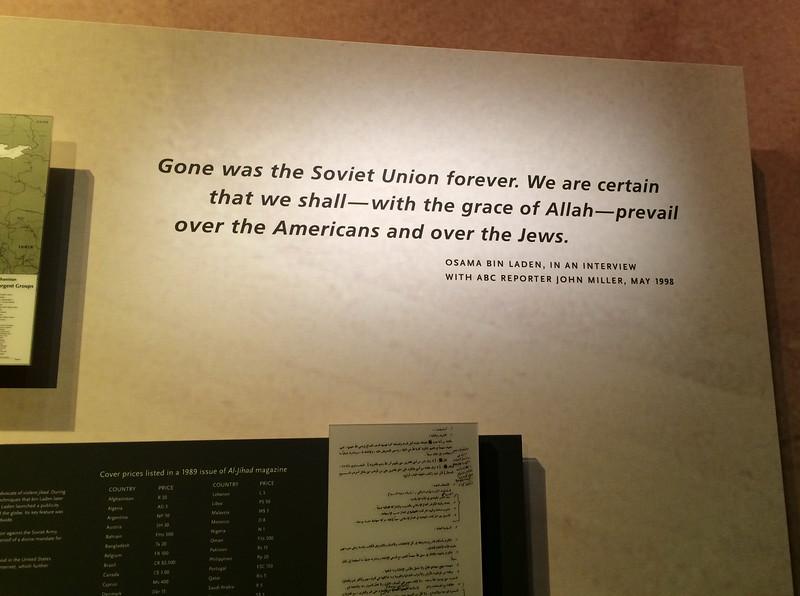 9/11 Memorial and Museum at Ground Zero 34