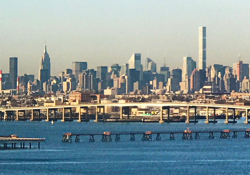 Manhattan Across the River