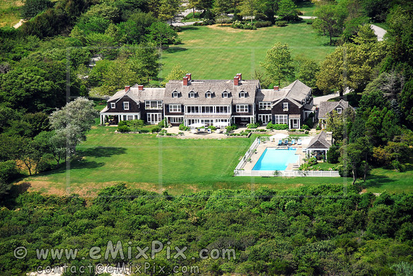 Aerial Image of Amagansett, Long Island, New York