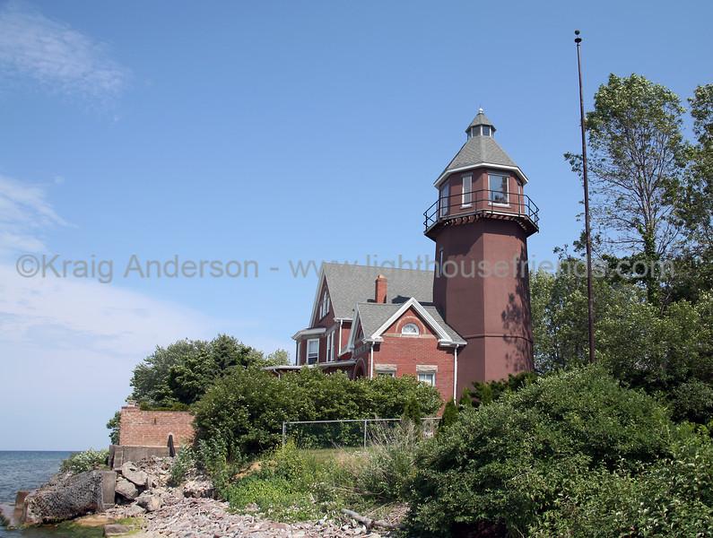 Braddock Point Lighthouse