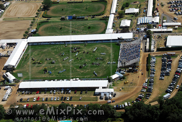 Hampton Classic, Bridgehampton  - Aerial Photos Sep2, 07 - img 27 of 36