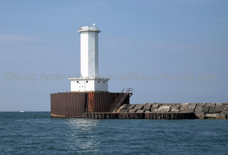 Buffalo Harbor Lighthouse
