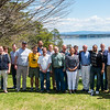 Dudley-Kiniya Board of Managers, May, 2015. Taken at Camp Dudley.