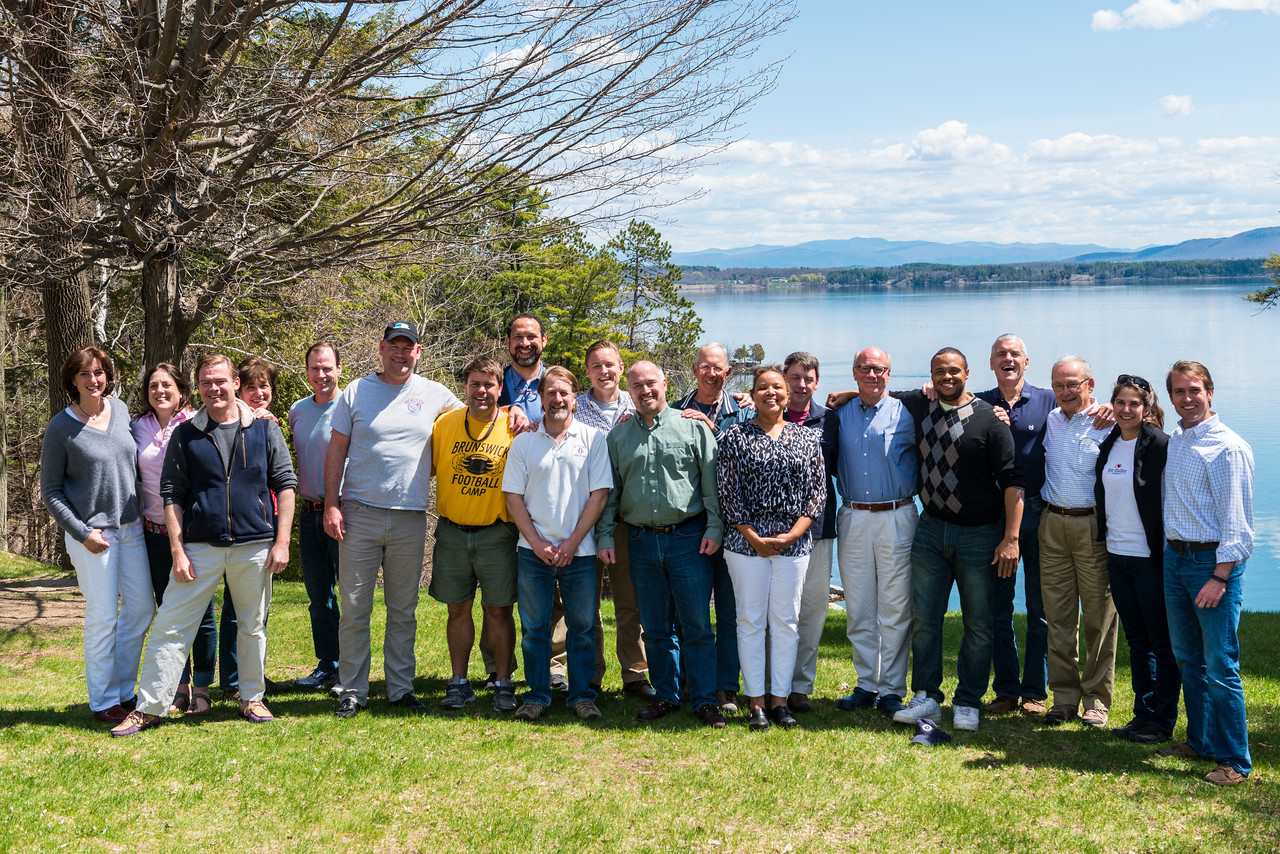 Board of Managers for Camp Dudley/Camp Kiniya, May 2015
