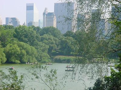Central Park 2003
