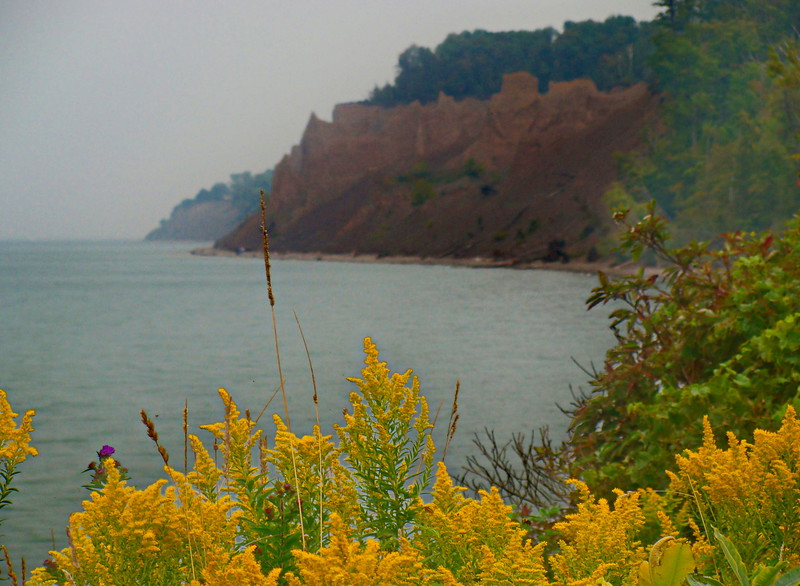 Cliff View