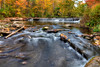 Fall Colors at Chittenango Falls State Park