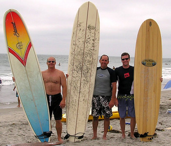 Jul04 @ Torrey Pines beach San Diego Riis, Atkinson, Conway