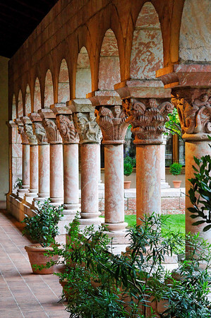 Cloisters Museum 10/09