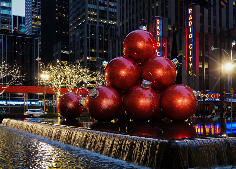 Big Balls on 6th Ave