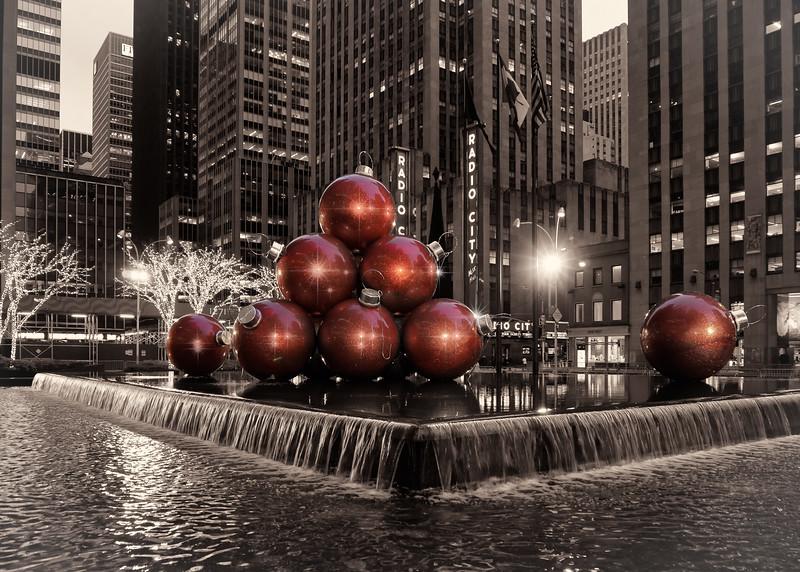Big Balls on 6th Ave