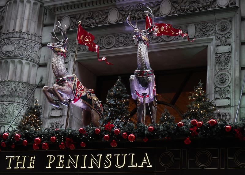 The Peninsular Hotel