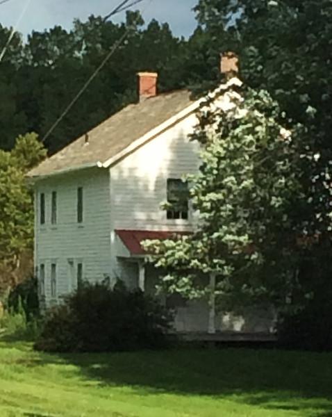 Harriott Tubman's Home