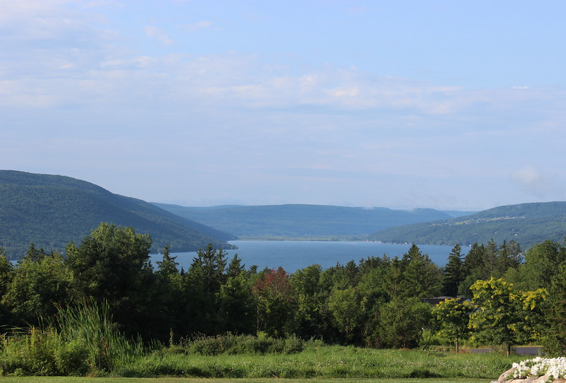 Canandaigua Lake Looking South