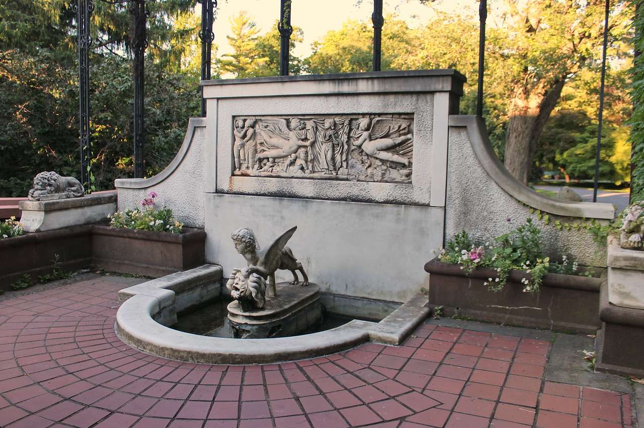 Patio Fountain