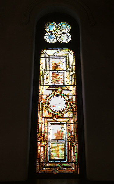 Louis Comfort Tiffany Stained Glass Window 1