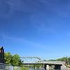 Seneca Knitting Mills and Canal Bridge