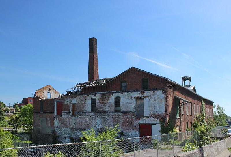 Abandoned Seneca Knitting Mills