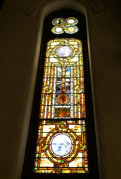 Louis Comfort Tiffany Stained Glass Window 3