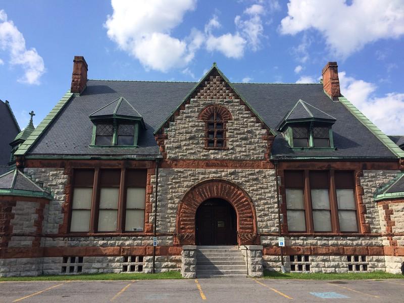 Welch Memorial Building