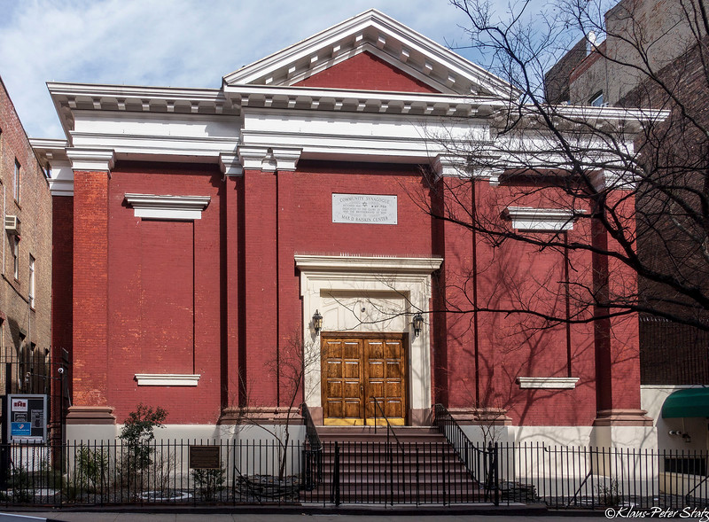 German Evangelical Lutheran Church of St. Mark (1847)