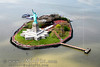 Lady Liberty island, NY 10004 Aerial Photos - img. 9 of 20