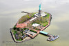 Lady Liberty island, NY 10004 Aerial Photos - img. 2 of 20