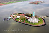 Lady Liberty island, NY 10004 Aerial Photos - img. 6 of 20