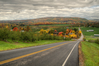 Fall Colors in LaFayette, NY