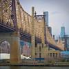 by the 59th Street Bridge