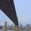 Under the 59th Street Bridge