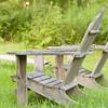 Wander Inn Garden, Accord NY. Adirondack Chairs