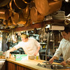 Canal House, High Falls, NY - Chef Kitchen