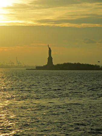 New York - 2012 - Staten Island Ferry