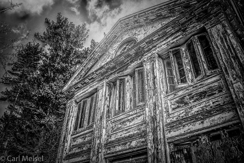 Letchworth Village (Abandoned)