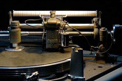 record cutter Presto