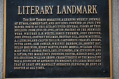 Literary Landmark
