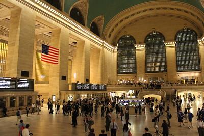 Grand Central  - September 2015