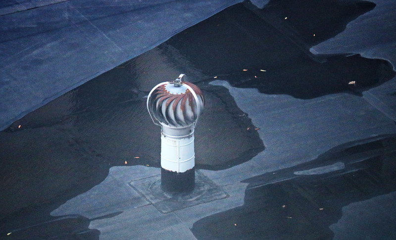 Rooftop Exhaust Ventilator