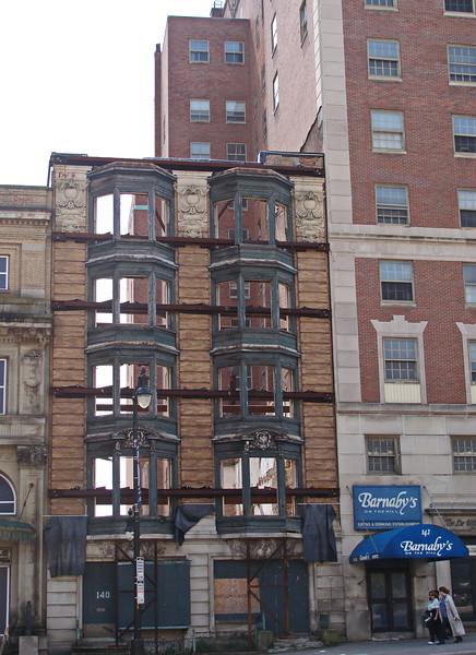 Historic Facade Preservation