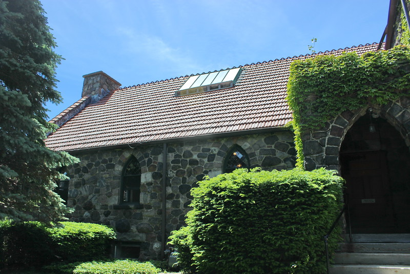 Roycroft Chapel