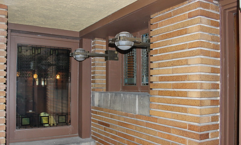 Outdoor Entrance Area