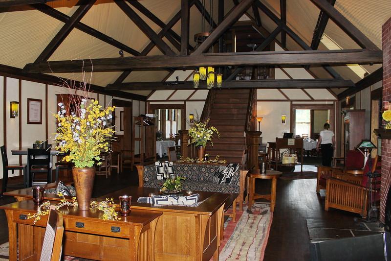 Roycroft Inn Lobby
