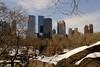View towards Columbus Circle