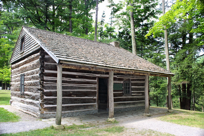 Mary Jemison's Cabin