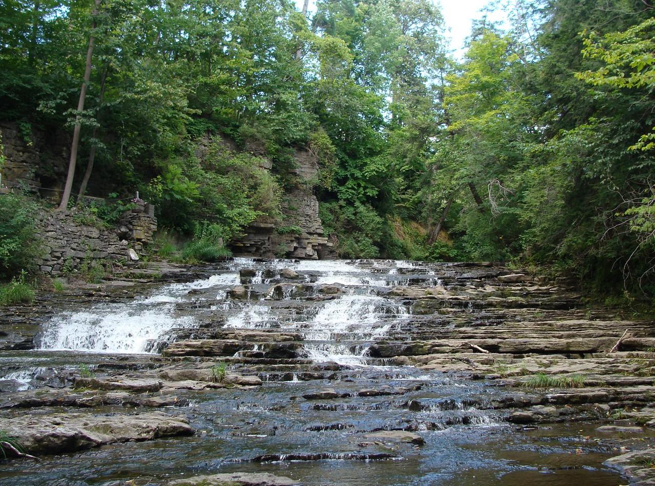 Timmerman Creek Waterfall