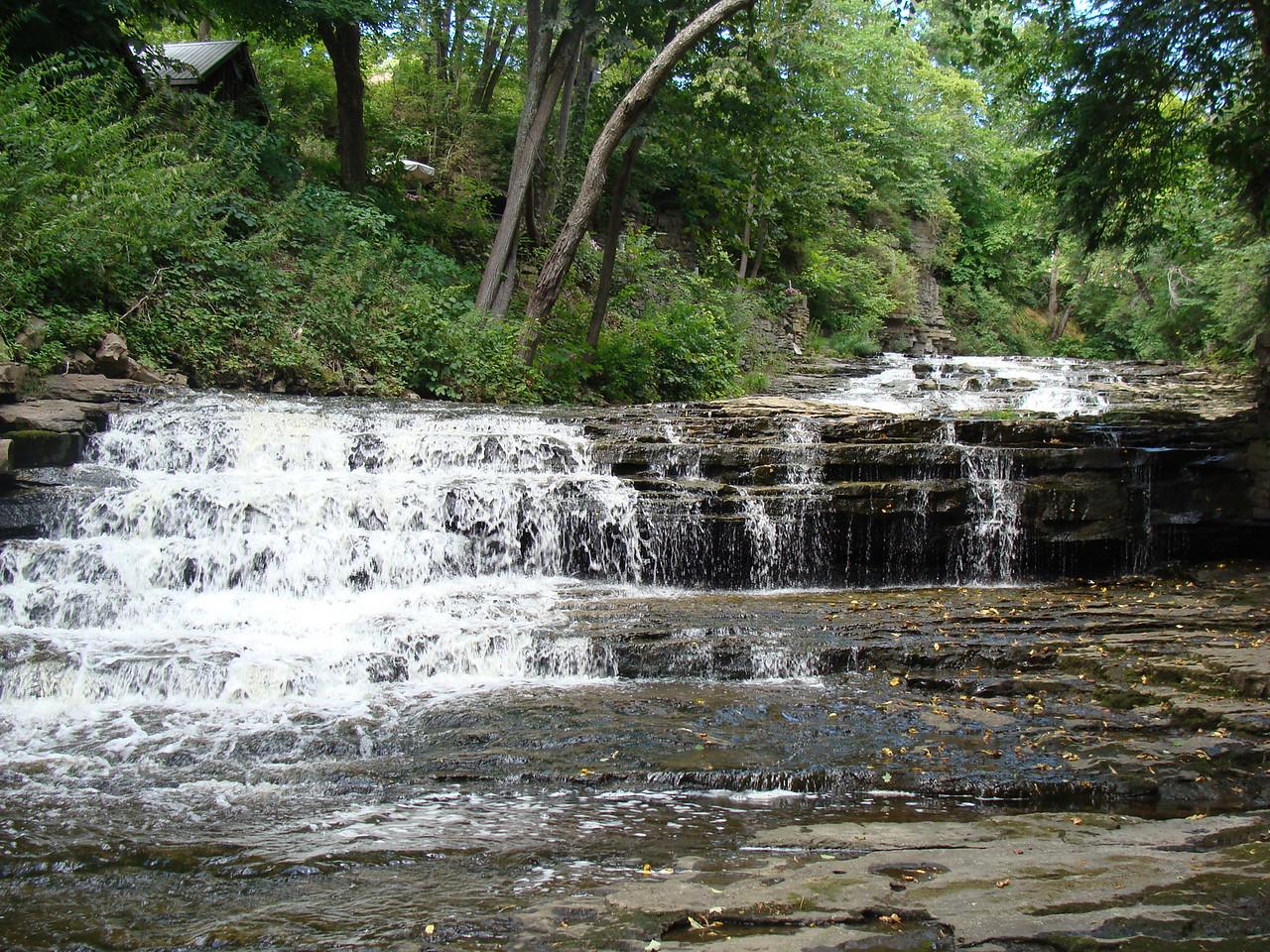 Timmerman Creek Falls