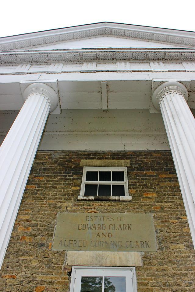 Clark Estates Entrance