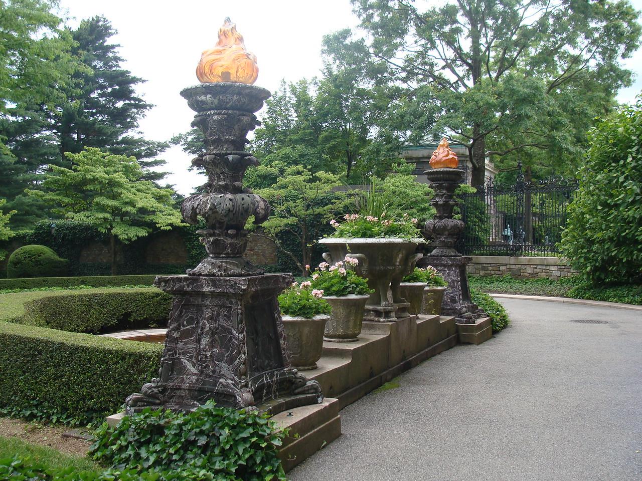 Formal Entrance Lights